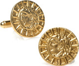Greek - Alexander-the-Great cufflinks - Museum Shop Collection - Museum Company Photo