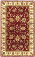 Agra - Saffron / Gold Rug : Persian Tufted Collection - Photo Museum Store Company