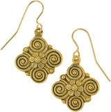 Quatrefoil earrings - Museum Shop Collection - Museum Company Photo