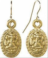 Ganesh earrings - Museum Shop Collection - Museum Company Photo