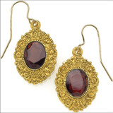 Victorian earrings - Museum Shop Collection - Museum Company Photo