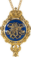 Russian symbol Cypher pin/pendant - Museum Shop Collection - Museum Company Photo
