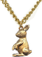 Rabbit charm pendant - Museum Shop Collection - Museum Company Photo