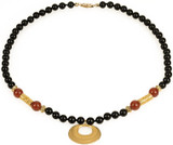 Pre Columbian Nose ornament necklace - Museum Shop Collection - Museum Company Photo