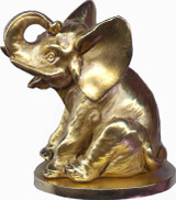ELEPHANT PAPERWEIGHT - Museum Shop Collection - Museum Company Photo