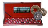 Genuine Ancient Coins of the Silk Road: Box of 20 Bronze Coins  : Authentic Artifact - Museum Company Photo
