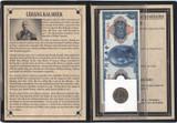 Genuine Chiang Kai-shek: Dictator of China Album : Authentic Artifact - Museum Company Photo