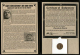 Genuine Constantine the Great: Sun God Album  : Authentic Artifact - Museum Company Photo
