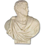 Brutus Robed Bust - Museum Replica Collection Photo