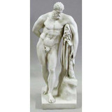 Farnese Hercules Statue - Museum Replica Collection Photo