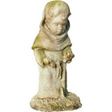 Baby St Fiacre Statue - Museum Replicas Collection Photo