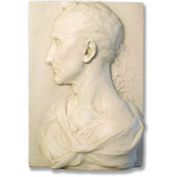 Augustus Caesar Wall Plaque - Museum Replica Collection Photo