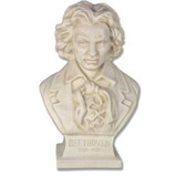Ludwig van Beethoven Bust - Museum Replicas Collection Photo