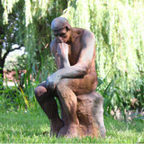 Thinker By Rodin Statue - Museum Replicas Collection Photo