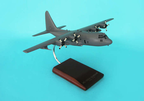 AC-130u Gunship Iv  1/100  - United States Air Force (USA) - Museum Company Photo
