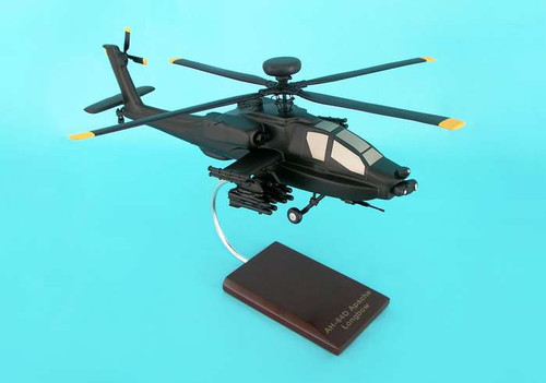 AH-64D Apache 1/32 Longbow  - US ARMY AIRCRAFT (USA) - Museum Company Photo