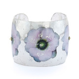 Anemone Cuff - Silver - Museum Jewelry - Museum Company Photo