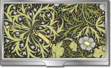 Seaweed Business Card Case - William Morris - Photo Museum Store Company