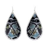 Brooklyn Teardrop Earrings - A - Museum Jewelry - Museum Company Photo