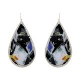 Brooklyn Teardrop Earrings - B - Museum Jewelry - Museum Company Photo