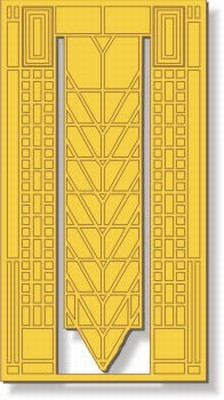 Tree Of Life Bookmark   Frank Lloyd Wright   Photo Museum Store Company
