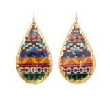 Aztec Earrings - Museum Jewelry - Museum Company Photo