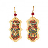 Aliya Earrings - Museum Jewelry - Museum Company Photo