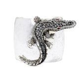 Alligator Cuff - Bessie - Museum Jewelry - Museum Company Photo