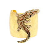 Alligator Cuff - Karla - Museum Jewelry - Museum Company Photo