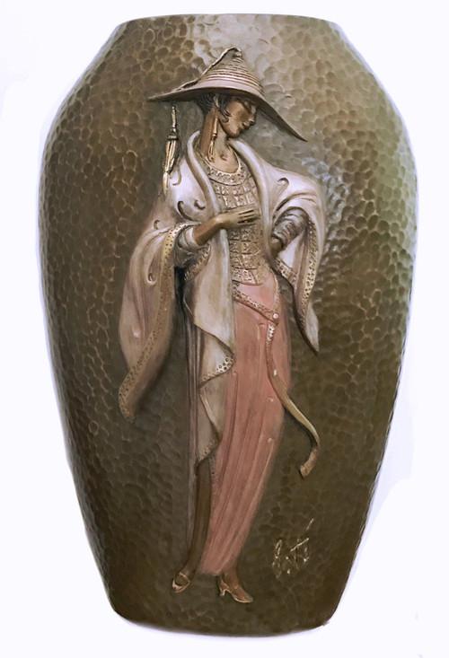 Erté - Erte Vase - Limited Edition - Collectors Item - Photo 1