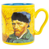 Van Gogh Mug - Vincent van Gogh - Dissappearing Ear Mug!