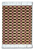 Woolrich Kendall Miniature Rug & Mouse Pad: The Woolrich Collection - Photo Museum Store Company