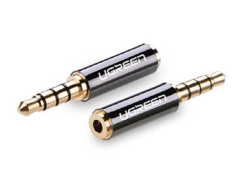 3.5mm Male to 2.5mm Female Audio Jack Converter