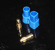 Banana Plug 3.5mm diameter EC3 with Protection Skin