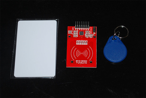 Mifare RC522 Card Read Antenna RF RFID Reader IC Card Proximity Module