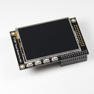 "CuteDigi 2.8"" TFT LCD Module 320*240+Touch Screen Display for Raspberry Pi B+ /B Board"