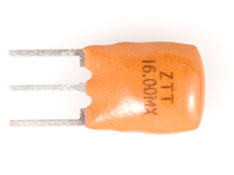 Ceramic Resonator 16MHz for Arduino