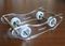 3D Printer Filament Tray Rack