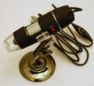 USB Microscope - 5.0 Megapixel / 500x magnification / 8 LEDs