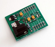 Wall adapter Barrel to 5V and 3.3V