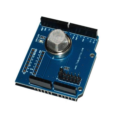 MQ2 Smoke Detector Shield for Arduino/pcDuino