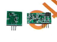 RF Link Transmitter/Receiver Pair - Virtual Wire for Arduino