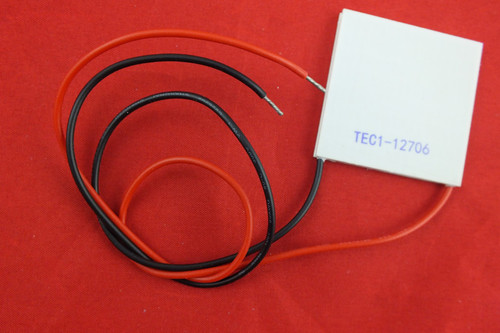 Semiconductor Cooling Plate (40x40x3.8) mm