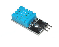 Breakout of DHT11 Temperature and Humidity Sensor