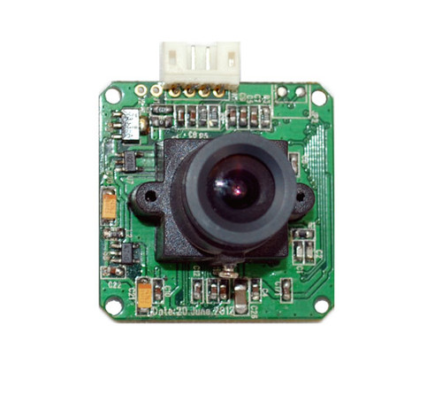 JPEG Color Camera 2M Pixel Serial Interface (RS232 level)