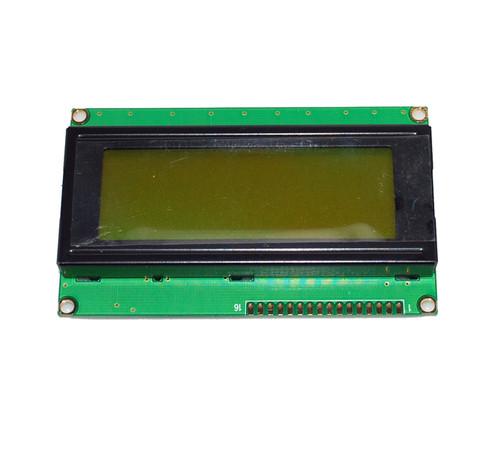 Basic 20x4 Character LCD - Black on Green 5V