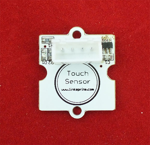 Touch Sensor Module of Linker Kit for pcDuino/Arduino
