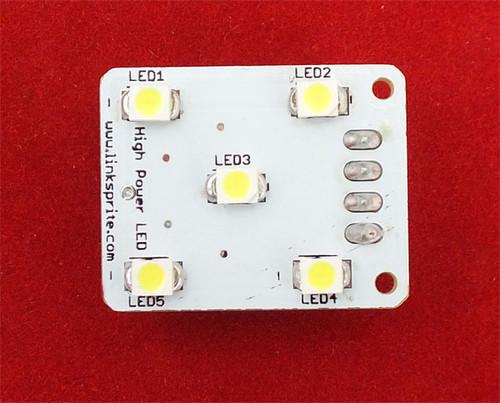 High Power LED of Linker Kit for pcDuino/Arduino