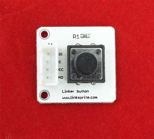 Button Module of Linker Kit for pcDuino/Arduino