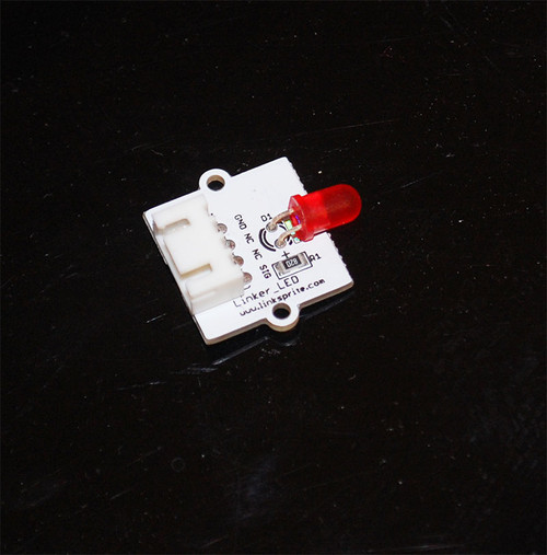 5mm Red LED Module of Linker Kit for pcDuino/Arduino